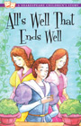 All's Well That Ends Well - Shakespeare Children Collection Box Set Book 2