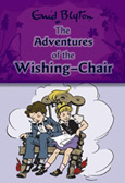 The Adventures of the Wishing-chair - Children's gift set