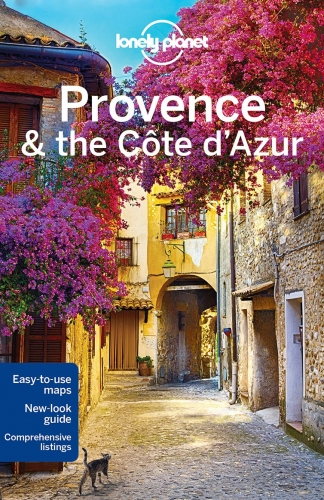Lonely Planet Provence and the Cote dAzur by Various