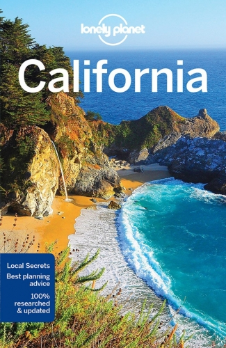 Lonely Planet California by Various