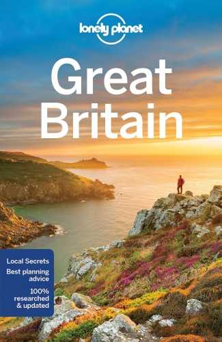 Lonely Planet Great Britain Travel Guide by Various
