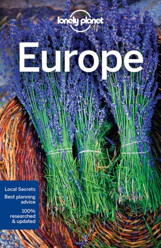 Lonely Planet Europe (Travel Guide) by Various