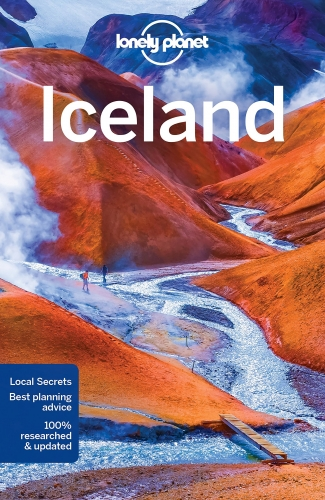Lonely Planet Iceland by Alexis Averbuck, Carolyn Bain