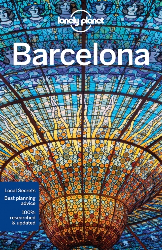 Lonely Planet Barcelona Travel Guide by Regis St Louis, Sally Davies