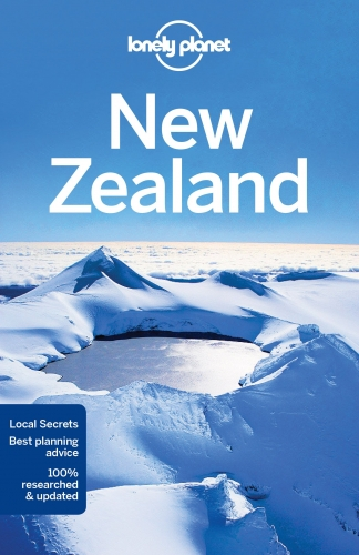 Lonely Planet New Zealand Travel Guide by Various