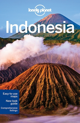 Lonely Planet Indonesia by Various