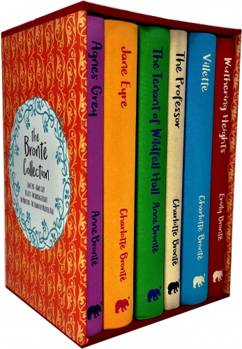 The Bronte Collection 6 Books Collection Box Set by Anne Bronte, Emily Broente, Charlotte Bronte
