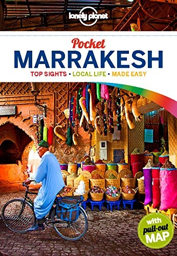 Lonely Planet Pocket Marrakesh Travel Guide by Jessica Lee