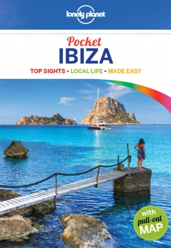 Lonely Planet Pocket Ibiza (Travel Guide) by Iain Stewart