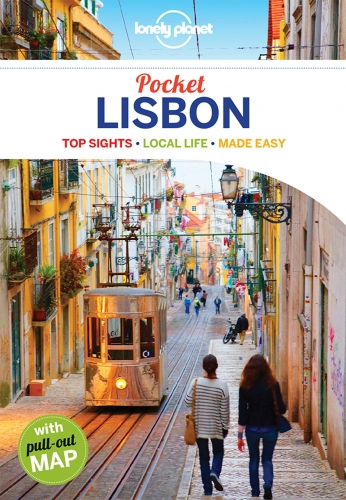 Lonely Planet Pocket Lisbon Travel Guide by Kerry Christiani