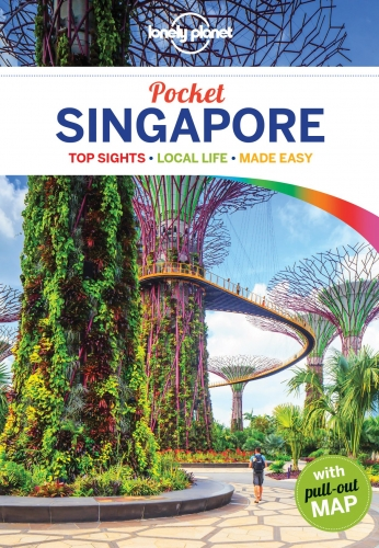 Lonely Planet Pocket Singapore (Travel Guide) by Ria de Jong, Cristian Bonetto