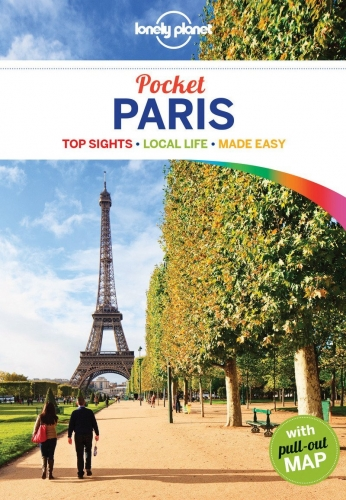 Lonely Planet Pocket Paris (Travel Guide) by Catherine Le Nevez