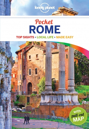 Lonely Planet Pocket Rome Travel Guide by Duncan Garwood, Nicola Williams