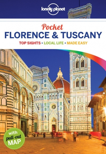 Lonely Planet Pocket Florence and Tuscany Travel Guide by Nicola Williams, Virginia Maxwell