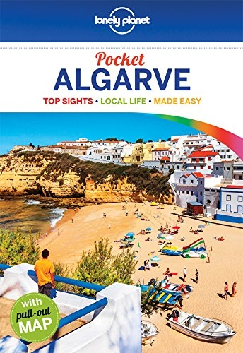 Lonely Planet Pocket Algarve Travel Guide by Andy Symington