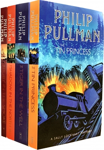 Sally Lockhart Mysteries Collection Philip Pullman 4 Books Set by Philip Pullman