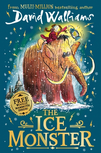 Latest Book By David Walliams The Ice Monster by David Walliams