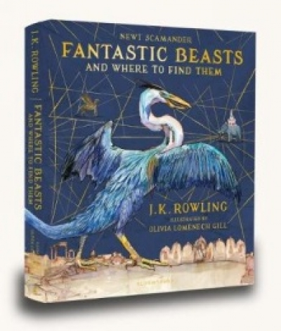 Fantastic Beasts and Where to Find Them by J.K.Rowling