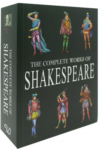 The Complete Works Of Shakespeare by William Shakespeare