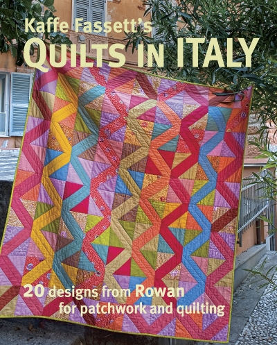 Kaffe Fassetts Quilts in Italy -  20 Designs from Rowan for Patchwork and Quilting by Kaffe Fassett