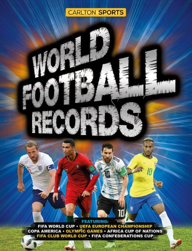 World Football Records (Carlton Sports) by Keir Radnedge