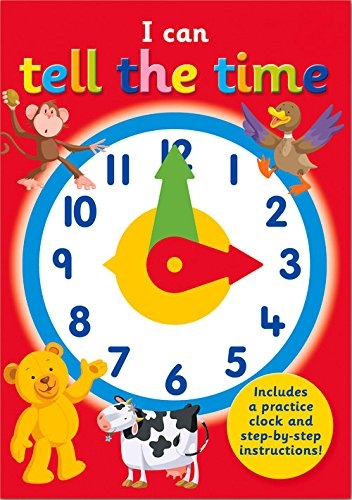 Kate Thomson's I Can Tell The Time by Kate Thomson