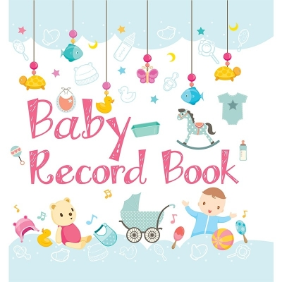 Baby Record Album Book For Sweet Memories by Pegasus