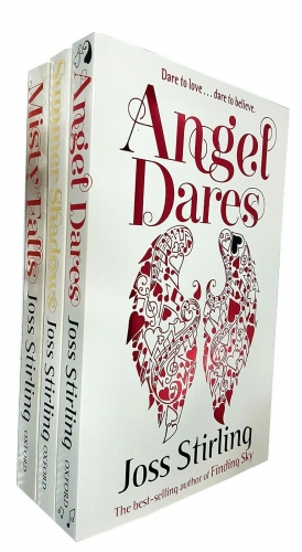 Joss Stirling Finding Sky Series Collection 3 Books Set Summer Shadows Angel Dares Misty Falls by Joss Stirling