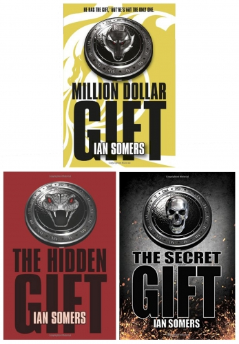 Ian Somers Ross Bentley Hidden Gift 3 Books Collection Set (Million Dollar Gift, The Hidden Gift, The Secret Gift) by Ian Somers
