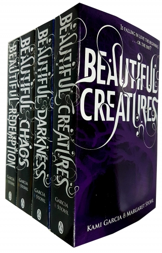 The Beautiful Creatures Complete Paperback Collection 4 Books Set By Kami Garcia, Margaret Stohl by Kami Garcia, Margaret Stohl
