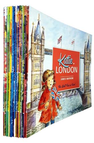 James Mayhew Katie Series 10 Books Collection Set by James Mayhew