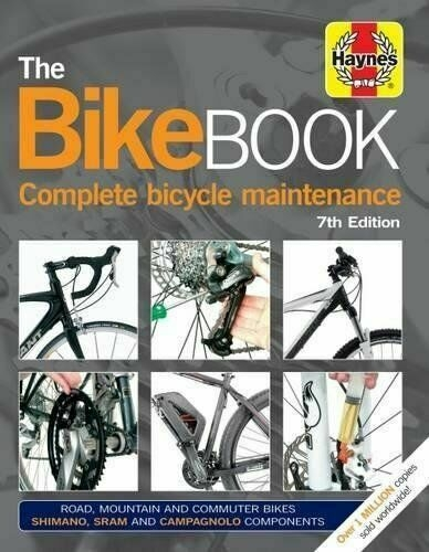 James Witts Bike Book Complete Bicycle Maintenance by James Witts