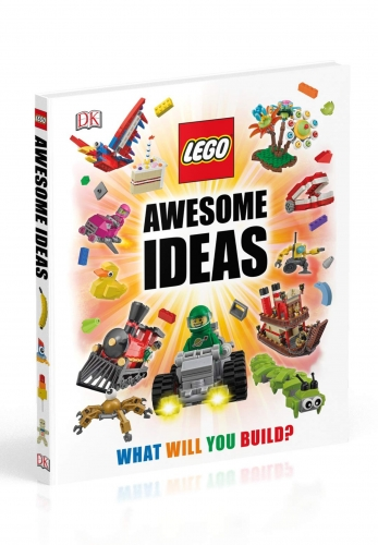 LEGO Awesome Ideas by DK