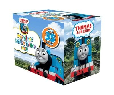 Thomas and Friends My First Story time Collection 35 Books Set Pack by Egmont UK Ltd