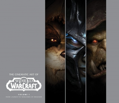 The Cinematic Art of World of Warcraft Volume 1 by Gregory Solano and Matt Burns