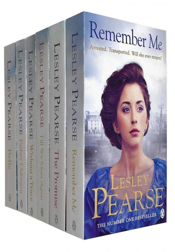 Lesley Pearse 6 Books Collection Set (Stolen, Without a Trace, Forgive Me, Belle, Gypsy, Dead to Me) by Lesley Pearse