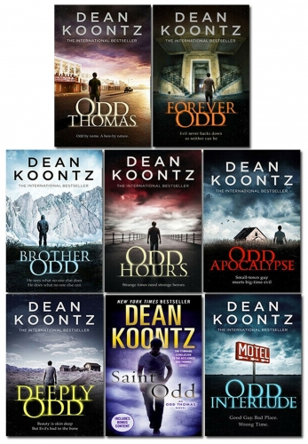 Odd Thomas Series Complete 8 Books Collection Set by Dean Koontz by Dean Koontz