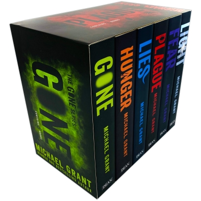 Gone Series Michael Grant Collection 6 Books Box Set - Gone, Hunger, Lies, Plague, Fear, Light by Michael Grant