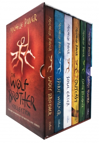 Chronicles of Ancient Darkness Collection 6 Books Box Set by Michelle Paver by Michelle Paver