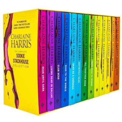 The Complete Sookie Stackhouse True Blood Series Collection 13 Books Box Set by Charlaine Harris by Charlaine Harris