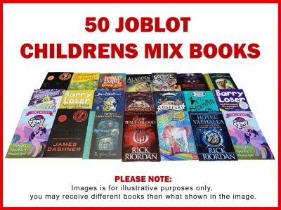 Joblot Wholesale of 50 New Childrens Books Collection Set Reading Educational by Various