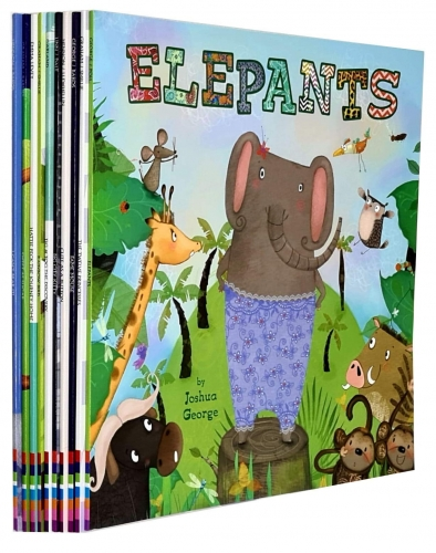 Sweet Dreams Childrens Picture Storybook Collection 10 Books Set in Bag by Various