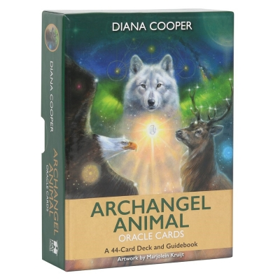 Archangel Animal Oracle Cards by Diana Cooper by Diana Cooper