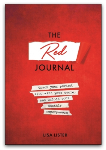 The Red Journal by Lisa Lister by Lisa Lister