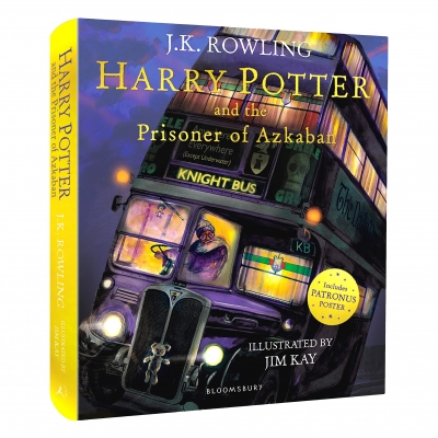 Harry Potter and the Prisoner of Azkaban Paperback Edition by J.K. Rowling