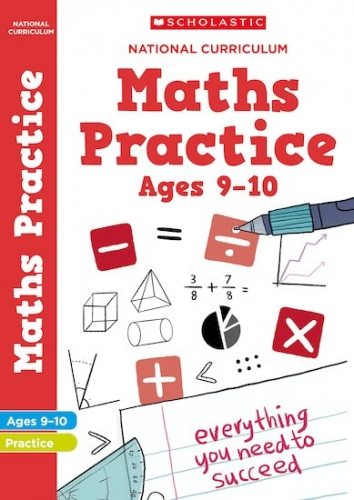 100 Practice Activities: Maths Practice Book for Year 5 (Age 9-10) by Scholastic