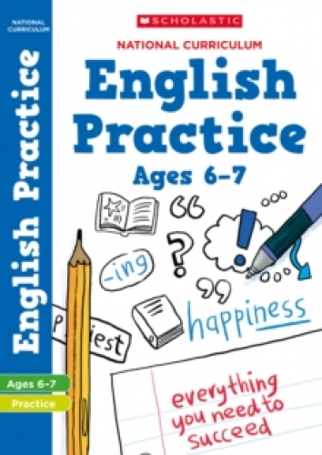 100 Practice Activities: English Practice Book for Year 2 (Age 6-7) by Scholastic