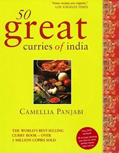 50 Great Curries of India by Camellia Panjabi by Camellia Panjabi