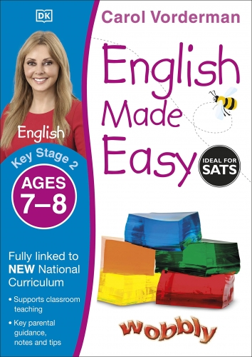 English Made Easy, Ages 7-8 (Key Stage 2) by Carol Vorderman