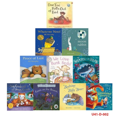 Bedtime Fun For Everyone 10 Books Collection Set with Bag by Various